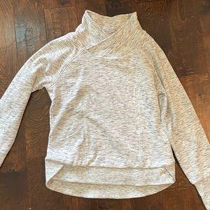 90 degrees sweatshirt, size L, Gray